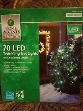 70 Twinkling Led Net Lights