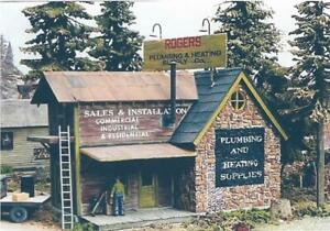0 ,ON30 ,MILEPOST MODELS ,ROGERS PLUMBING & HEATING SUPPLY ,#1809, NEW RE-ISSUE