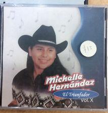 El Triunfador- Michelle Hernandez- CD de musica cristiana