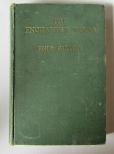 The Enchanted Wood., Blyton, Enid.,   Hardback George Newnes 1949
