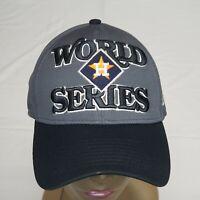 Houston Astros MLB Cap One Size New Era 39Thirty 2019 World Series AL Champs Hat
