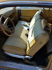 1973 PLYMOUTH DODGE CHRYSLER FRONT POWER SPLIT BENCH SEAT