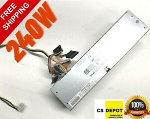 SFF PC 240W Power Supply For Dell OptiPlex 390 990 790 960 7010 3010 H240AS-00