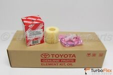 Toyota Genuine OEM Oil Filter 04152-YZZA7 Pack Of 10