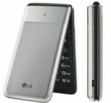 "LG Exalt VN220 LTE 4G Capable VERIZON Carrier 3"" Screen Flip Phone"
