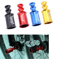 Bicycle Hub Quick Release Axis Front Wheel Lamp Holder Bike Extender Light Mount