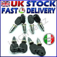 FIAT DUCATO RELAY BOXER JUMPER 2002-2006 Door Locks Barrel & Keys  LOCK SET