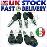FIAT DUCATO RELAY BOXER JUMPER 2002-2006 Door Locks Barrel & Keys  LOCK SET