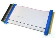 NEU PCIe PCI-E Express x16 Extender Riser Karte Flex Kabel Cable