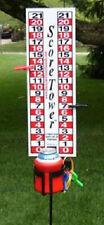 Cornhole ScoreTower Drink Cup Holder Scoreboard