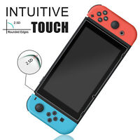 Genuine TEMPERED GLASS Screen Protector Pro Cover for Nintendo Switch