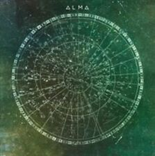 ALMA (POST-ROCK/AMBIENT) - ALMA NEW CD