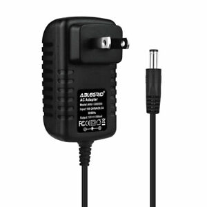 2A AC/DC Wall Power Charger Adapter Cord For Jensen SMPS-650 Portable Speaker