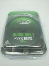 Maver Carp Quick Melt PVA String 20m  Fishing