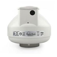 RadonAway RP145 Radon Mitigation Fan Replacement, Ultra-Quiet, HVAC Accessories