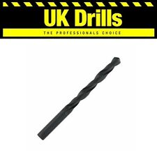 10 x HSS DRILLS PROFESSIONAL QUALITY JOBBER ROLLED DRILL BITS - LOW PRICES
