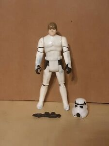 Vintage 1985 Kenner Last 17 Very Rare Luke Skywalker Stormtrooper Figure!