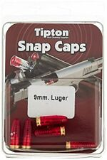 Tipton pistol Snap Caps, 9 mm Luger, 5 Pack