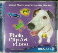 Photo Clip Art 10,000 Clip Art Images PC CD-ROM