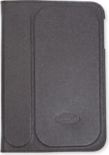 Tod's Textured Leather Embosed ipad 2 case Gray New $495