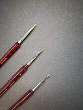 pennello sintetico misura 2 amati , hobby creativi, bricolage
