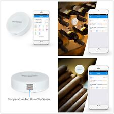 Bluetooth Temp Humidity Data Logger Recorder hygrometer thermometer APP Remote