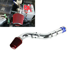 1Set 3in Cold Air Filter Injection Intake Kits System Performance Fit For Car
