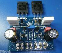"""Hiraga """"Le Monstre"""" 8W A class Amplifier  D.I.Y."""