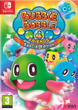 Bubble Bobble 4 Friends Edition Special Switch New Blister