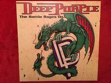 DEEP PURPLE   THE BATTLE RAGES ON  LP  2013  MOVLP668  ROCK  33RPM  UK  UNPLAYED