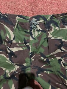 british army Dpm lightweight trousers Size 80/92/108