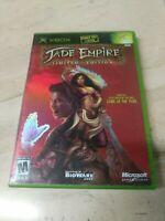Jade Empire Limited Edition Microsoft XBOX