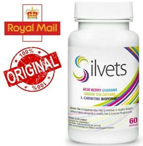SILVETS - WEIGHT LOSS, METABOLISM BOOSTER, SLIM FIGURE