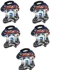 5x Captain America Civil War minis Mini Figures Pack Blind Bags Series 1