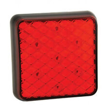 LED 81R Compact Slimline LED Stop / Tail Brake / Side Light 12 Volt SINGLE LAMP