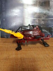 Vintage 1989 Hasbro G.I. Joe Python Patrol ASP Assault Vehicle Incomplete...