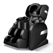 Livemor 150W Electric Massage Chair - Black