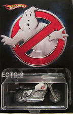 "Hot Wheels CUSTOM ECTO-2 ""Ghostbusters"" Limited Edition 1/25 Made!"