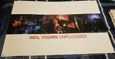 Neil Young-Unplugged Poster