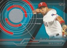 2014 Topps Baseball Elvis Andrus Game Used Jersey Relic TR-EA