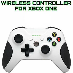 Wireless Controller for Xbox One / PS3 / PC  Bluetooth ⭐ White