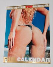 FHM Magazine 2000 Girlie Pin-Up Calendar