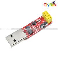 USB to ESP8266 ESP-01 Serial Wifi Wireless Control Adapter Module CH340G Driver