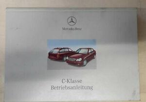 Mercedes C Klasse W 203 S203 Betriebsanleitung Bedienungsanleitung