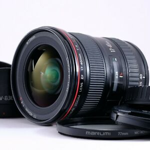 """""""N-Mint"""" Canon EF 17-40mm f/4 L USM Lens Shipping from Japan"""