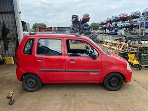 Suzuki Wagon R+ 2005 1229cc petrol   ONE WHEEL NUT **breaking full car**