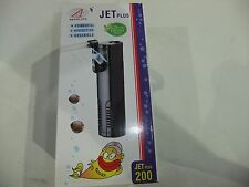 Jet Plus 200 Internal Filter with Spray Bar 200L/H