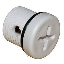 CARAVAN / MOTORHOME - Carver Cascade Water Heater Drain Plug - AMT106