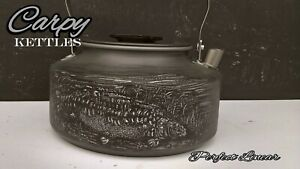 CarpyKettles 1.1L 3cup Hand Engraved kettles with a choice of beautiful designs