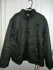 The North Face Men's Junction Insulated Jacket TNF Dark Grey Size 2XL NWT